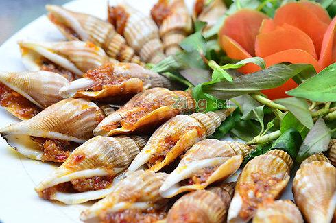 Hải sản tươi sống- Giá mua bán ốc nhảy tại tphcm